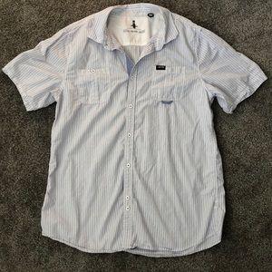 ☀️4 for $25 I jeans Buffalo striped short sleeve